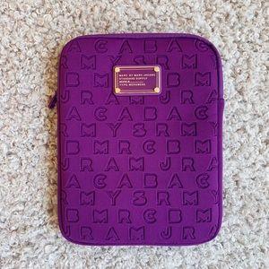 Marc Jacobs IPad Case Purple/NWOT